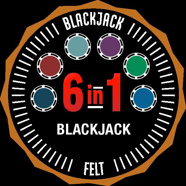 Blackjack 6in1